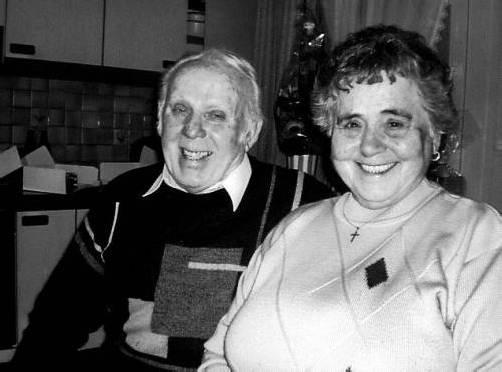 Elfriede und Ludwig genießen die Pensionszeit.