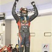 Vettel läutete die Aufholjagd ein