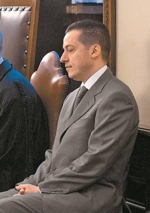 Ex-Kammerdiener des Papstes: Paolo Gabriele. Foto: EPA