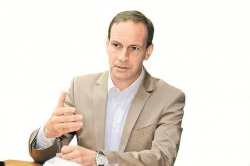FPÖ-Chef Dieter Egger