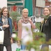 Einkaufsfreude im Land: Sich mal etwas gönnen