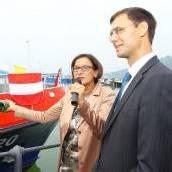 Neues Polizeiboot V20 nun offiziell getauft