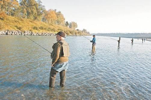 Ein Fluss, bereit für mehr Leben Vorarlberger Nachrichten