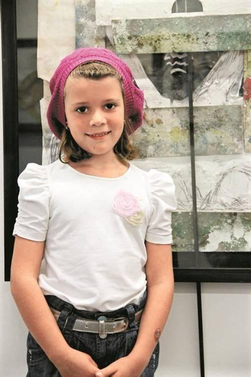 Flora Reicht ist sechs Jahre alt und lebt in Hard. Foto: A. Grabher
