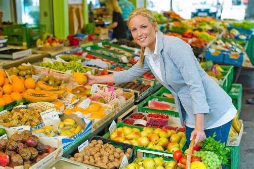 Forscher der Universität Stanford fanden bei ihrer Studie keine besonders gesunden Bio-Früchte oder Bio-Gemüse. Fotolia