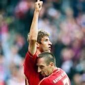 Bayern-Gala bei Debüt von Javier Martínez