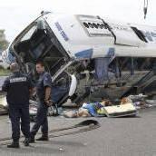 Busunfall in Südfrankreich – ein Baby getötet