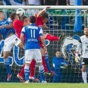 FC Lustenau jagte sich selbst ins Bockshorn