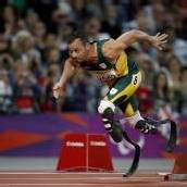 Fabelweltrekord von Pistorius