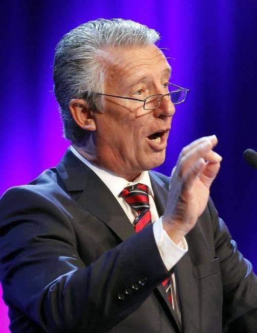 Gemeindebund-Präsident Helmut Mödlhammer. Foto: Apa