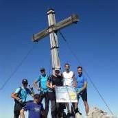 Sieben Gipfel für guten Zweck
