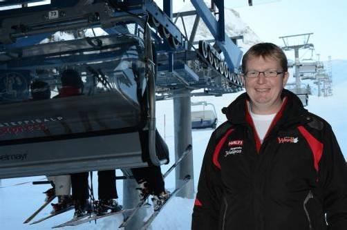 Günter Oberhauser ist zum Gesamtgeschäftsführer der Tourismusbetriebe Warth Holding GmbH aufgestiegen. Foto: VN/Gasser