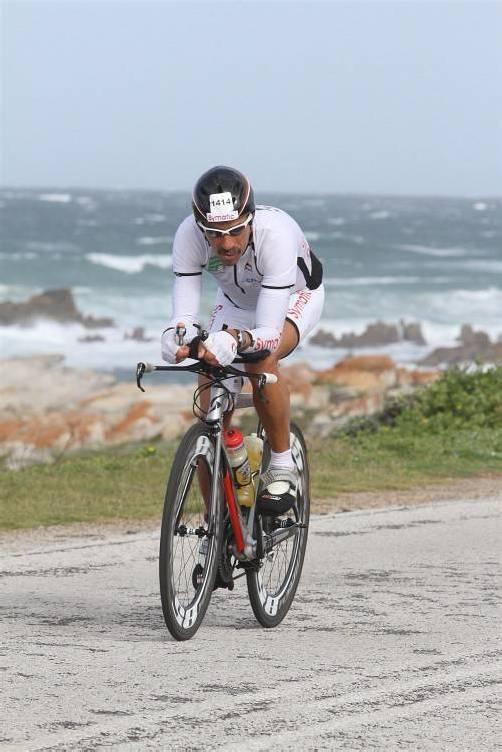 Helmut Berger ist seit 29 Jahren leidenschaftlicher Triathlet und startet am Samstag zum zehnten Mal beim Trans Vorarlberg.