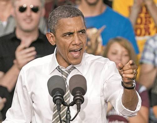 Höhepunkt des Parteitags ist die Rede Obamas am Donnerstag ...