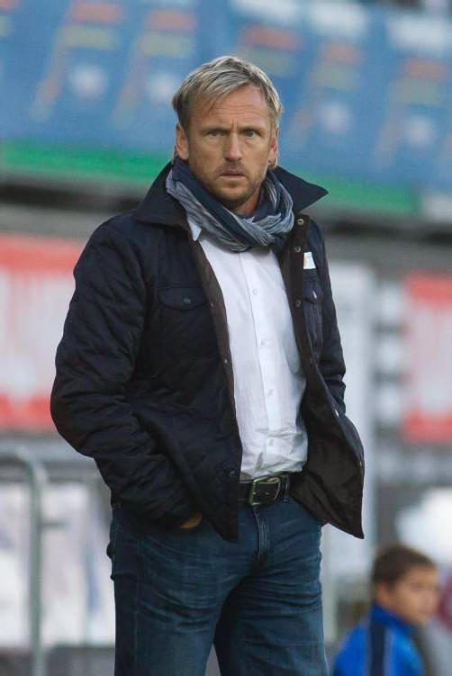 Horn-Trainer Michael Streiter kehrt nach Altach zurück. Foto: VN