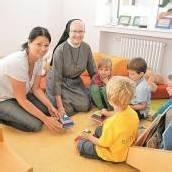 Einzug in Kindi im Antoniushaus gefeiert