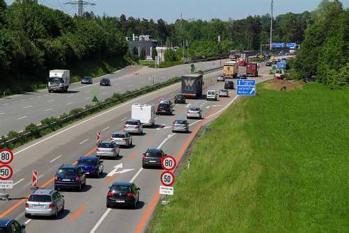 Auch auf der Autobahn wird es sich wieder stauen. Foto: vol.at
