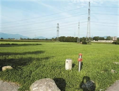 In Hohenems hofft man auf Umwidmung dieser Grünzone. foto: tf