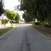Straßenausbesserungen im Lustenauer Ortsgebiet