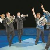 Große Auszeichnung für Sonus Brass – Uraufführung für das Luzern Festival in Planung