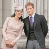 Herzogin Kate ist auf Brautschau für Harry
