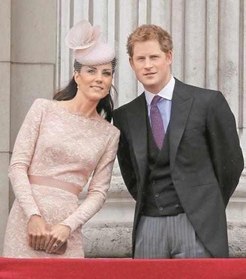 Kate ist auf der Suche nach einer würdigen Frau für ihren Schwager. Foto: EPA