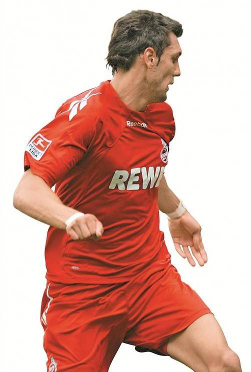 Kevin Pezzoni hat den 1. FC Köln nach Anfeindungen verlassen. Fotos: epa