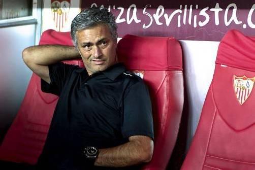 Kritisierte seine Stars öffentlich: Real-Coach José Mourinho. epa