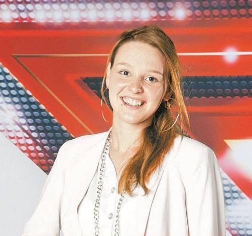 Lisa Aberer startet bei VOX-Castingshow durch. Foto: VOx/Orf