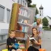 VN-Bücherschrank ein Hit