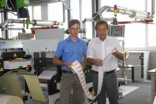 Manfred (links) und Kurt Pichler haben die Betriebsleitung bzw. Geschäftsführung inne. Fotos: paulitsch