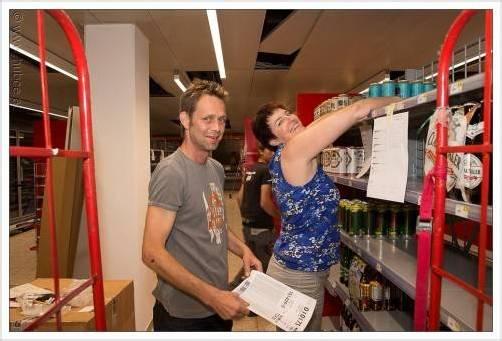 Markus Greber und Ingrid Berkmann führen ab sofort den Laden.