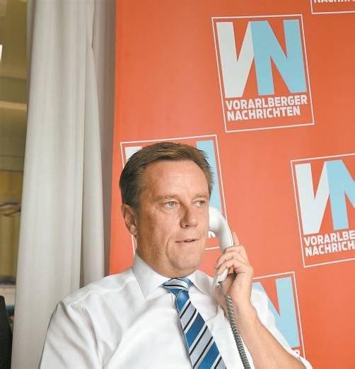 Markus Salzgeber gab am VN-Telefon Tipps. Foto: VN
