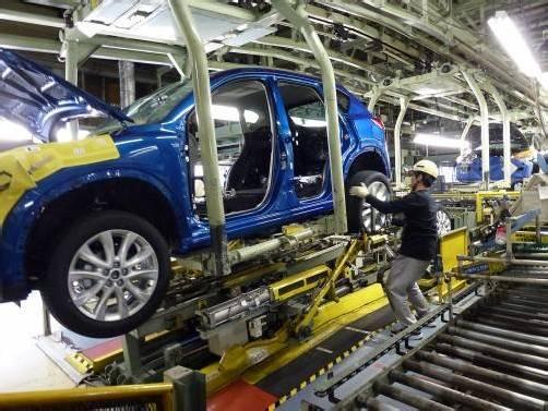 Mazda verkürzt die Lieferzeiten den CX-5. Foto: werk