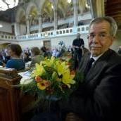 Van der Bellen im Gemeinderat angelobt