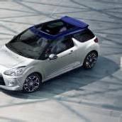 Citroën stellt DS3 Cabrio vor