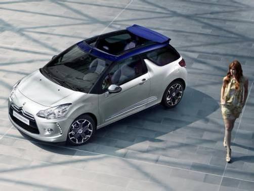 Mit dem Cabrio erweitern die Franzosen die DS3-Palette. Foto: CitroËn