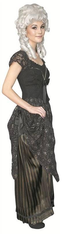 Modisch gestylt: Modell Lisa Pedron.