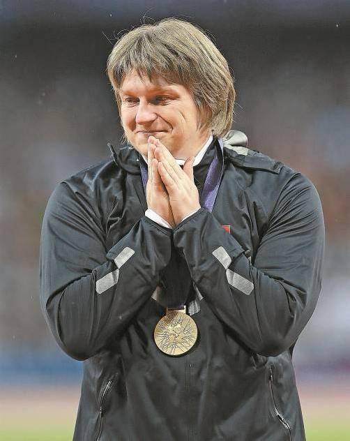 Nadeschda Ostaptschuk: Vom Trainer hintergangen? Foto: ap