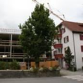 Bau des neuen Sozialzentrums geht zügig voran
