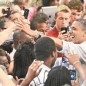 Obama liegt deutlich vor Romney