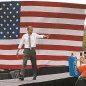 Obama auf dem Weg zur Nominierung als Präsidentschaftskandidat