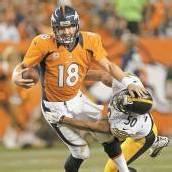 Jubiläum für Peyton Manning