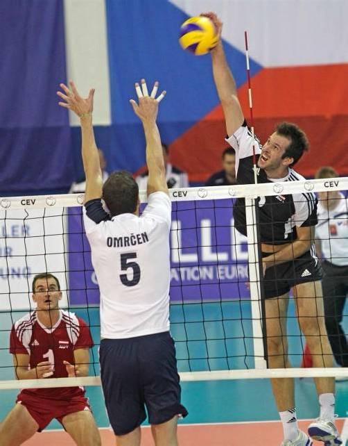 Philip Schneider war gegen Tschechien Top-Scorer. foto: Diener