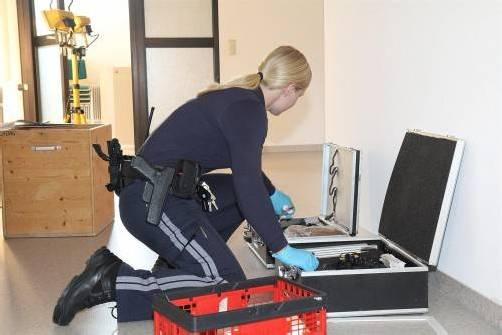 Polizeieinsatz statt Unterricht an Bregenzerwälder Schule.