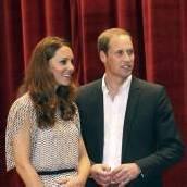 William und Kate wünschen sich zwei Kinder