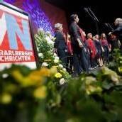Kinderchor & Kantorei umrahmten Verleihung