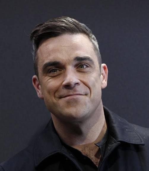 Robbie Williams will nicht mehr ohne sein Töchterchen sein. RTS