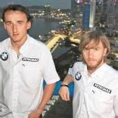 Kubica plant Rückkehr