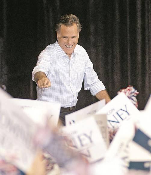 Romney will die USA wieder zusammenbringen. Foto: AP